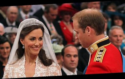 New details revealed about Kate Middleton and Prince William's wedding – from Queen's joke to special guests