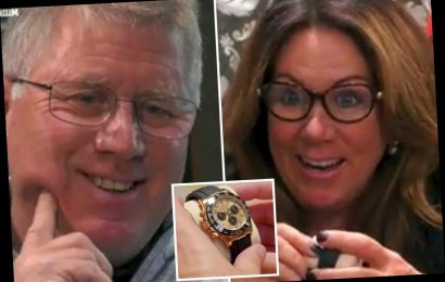 Million Pound Pawn guest left open-mouthed after bagging HUGE sum for rare Rolex watch