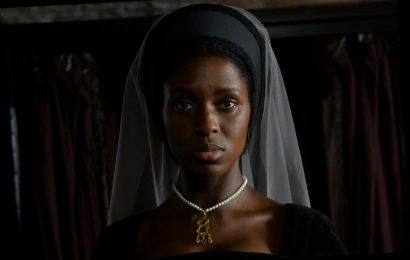 First trailer for Anne Boleyn promises 'hottest period drama since The Crown' with Jodie Turner-Smith in mourning