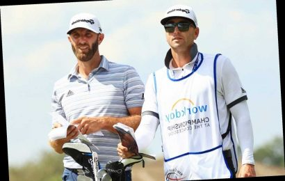 Dustin Johnson Says Picking Brother Austin as His Caddie Was About 'Spending the Time' with Him