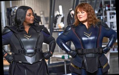 Melissa McCarthy and Octavia Spencer on Their 25-Year Friendship That Only Got Stronger onThunder Force
