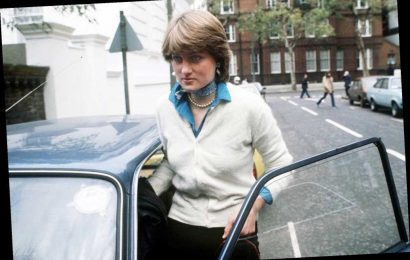 Princess Diana Honored with Plaque Outside London Flat She Lived in with Pals Before Marrying Prince Charles