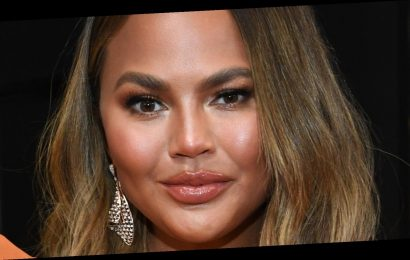 Chrissy Teigen's Favorite At-Home Fashion Item May Surprise You