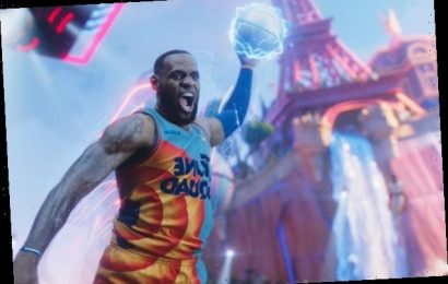 'Space Jam: A New Legacy' Trailer: LeBron James Dunks on the Goon Squad