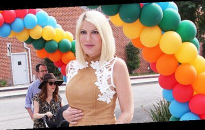Tori Spelling Confirms Pregnancy Photo Was An April Fool's Joke & Acknowledges 'Hurt' She Caused