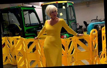 Helen Mirren Dubs Chasing Away Black Bear the Highlight of Her COVID-19 Lockdown