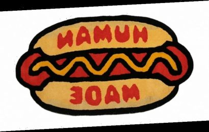 Add a Touch of '50s to Your Home With HUMAN MADE's New Hot Dog Rug