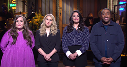 'Saturday Night Live' Season Finale Looks Back on a Pandemic Year