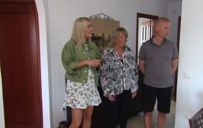 A Place in the Sun fans fume as 'hard work' couple snub every home