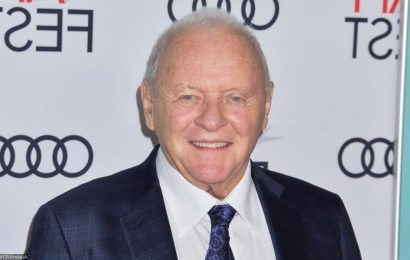 Anthony Hopkins Has No Plan to Retire at 83