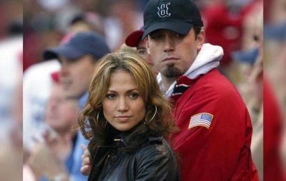Boston Red Sox post Jennifer Lopez tribute after Ben Affleck reunion