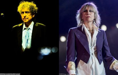 Chrissie Hynde Recalls How Bob Dylan Covers Album Came Into Being