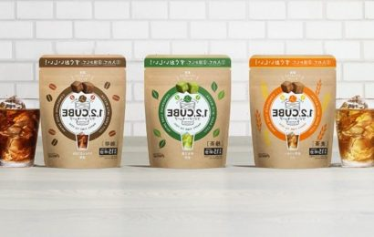 Coca-Cola Japan Introduces Instant Freeze-Dried Coffee and Green Tea Cubes