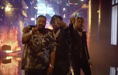 DJ Khaled, Lil Baby, Lil Durk Drop Fiery 'Every Chance I Get' Video
