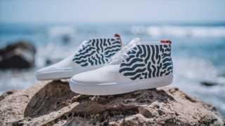 Del Toro Footwear Teams Up With Artist Alli Conrad