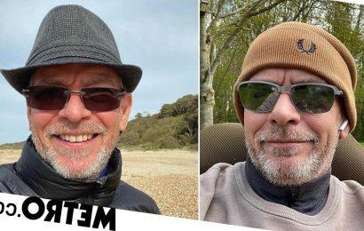 EastEnders' Adam Woodyatt unrecognisable as he lives in motorhome