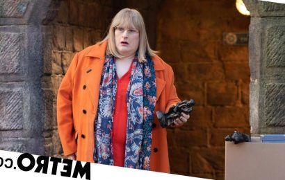 Hollyoaks star reveals aftermath as Sally admits to killing George