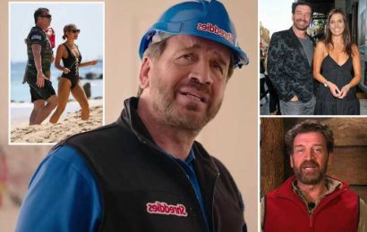 How Nick Knowles' scandal-hit life is one SOS moment after another – from 'cruel' dumpings & age gap flings to TV spats