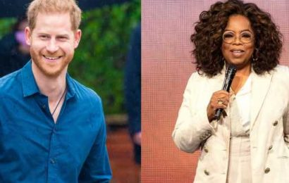 How to Watch Prince Harry & Oprah's New Show About Mental Health: 'The Me You Can't See'