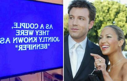 JLo & Ben Affleck's fans shocked when Jeopardy! drops clue about couple in new episode filmed weeks before their reunion