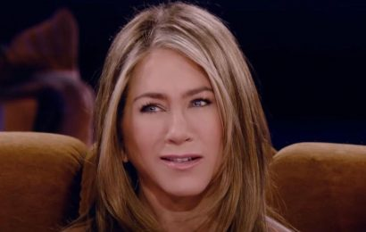 Jen Aniston 'most invested' in Friends Reunion show, says body language expert