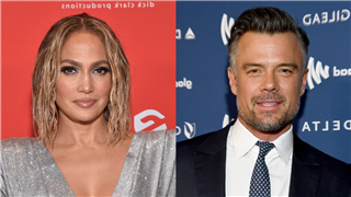 Josh Duhamel Says It 'Was a Dream' to Work With J.Lo on New Rom-Com