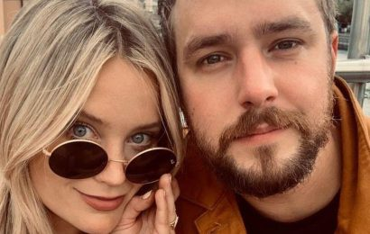 Laura Whitmore appears to confirm name of daughter as she shares photo of personalised jacket