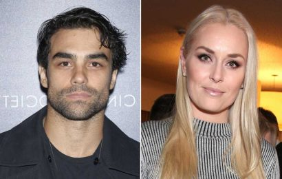 Lindsey Vonn and Diego Osorio are 'having fun,'  'seeing where it goes'