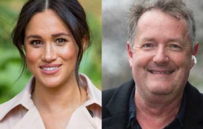 Piers Morgan's TV Comeback May Be Happening Sooner Than You Think After Meghan Markle Debacle