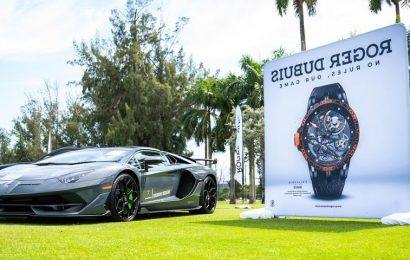 Roger Dubuis Brought Elevated Lifestyle and Luxury to HYPEGOLF Miami
