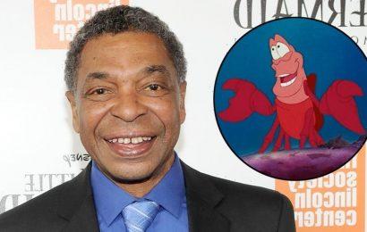 Samuel E Wright, Voice of Sebastian in 'The Little Mermaid,' Dies at 74