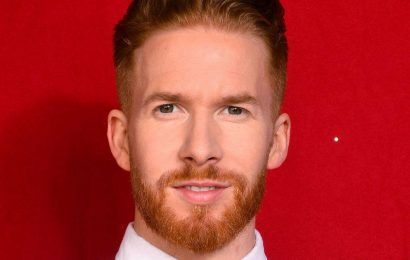 Strictly's Neil Jones says he'd be Meghan's 'perfect' dance partner as he's a 'fellow ginger like Harry'