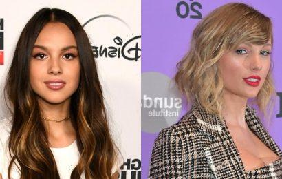 Taylor Swift Has a Songwriting Credit On Super Fan Olivia Rodrigo's Debut Album