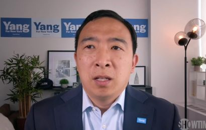 The Post-Embarrassment Media Campaign of Andrew Yang