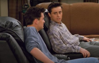 The Truth About Chandler And Joey's Relationship On Friends