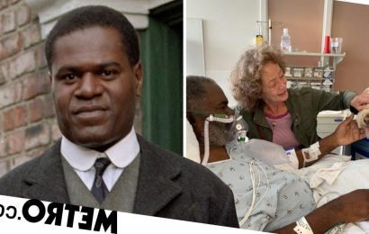 Tributes come in as Notting Hill actor Tony Armatrading dies aged 60