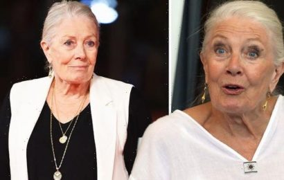 Vanessa Redgrave: Call The Midwife star slams government 'What's going on isn't tolerable'