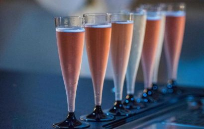 Warning of pink prosecco shortage due to huge demand spike