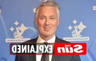What is Martin Kemp's net worth and when did Roman's kemp dad join Spandau Ballet? – The Sun