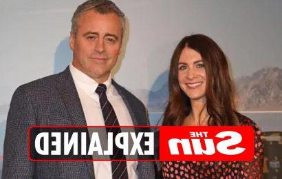 Who is Matt LeBlanc's girlfriend Aurora Mulligan and how did the Top Gear presenter meet her?