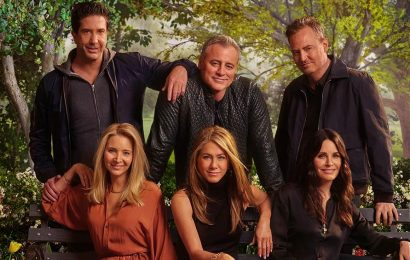 'Friends: The Reunion' Breaks Sky One Ratings Records In UK