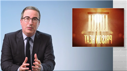 """'Last Week Tonight': John Oliver Slams U.S. Prisons """"Cooking Prisoners To Death"""" Through Lack Of Air Conditioning"""