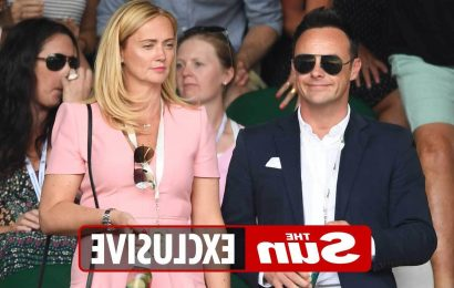 Ant McPartlin to wed fiancée Anne-Marie Corbett in low-key ceremony in August