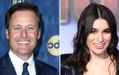 Bachelor's Ashley Iaconetti Is 'Disappointed' With Chris Harrison's Exit
