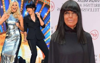 Claudia Winkleman talks fears bosses may no longer want her on Strictly at BAFTAs 2021