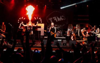 Corey Taylor's CMFTour Diary, Entry Three: Why the Cherry Bombs Explode