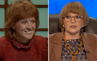 Countdown shares epic throwback to Anne Robinson's first appearance on show as she makes debut as host