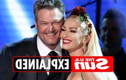Did Gwen Stefani and Blake Shelton get married?