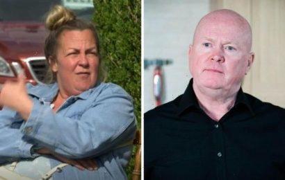 EastEnders spoilers: Karen Taylor's financial worries worsen leaving her family in chaos?