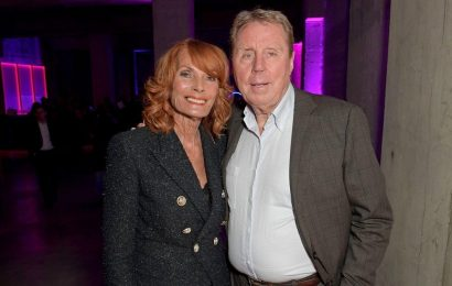 Inside Harry and Sandra Redknapp's new swanky pad with stunning golf course view